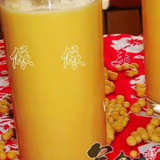枸杞黄豆浆