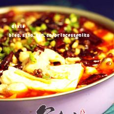 重慶豆花魚