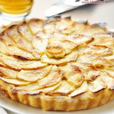 奶香苹果派