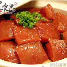 紅燒五花肉