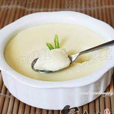 豆浆蒸蛋羹