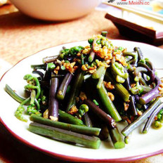 蒜蓉拌蕨菜