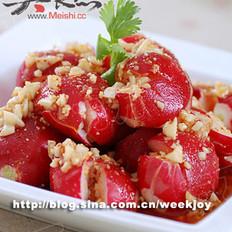 樱桃小萝卜