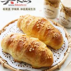 香薯面包的做法