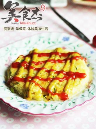 土豆丝饼的做法