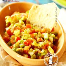 墨西哥牛油果沙拉