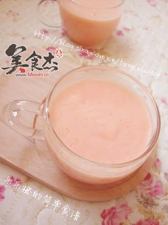 木瓜奶昔的做法