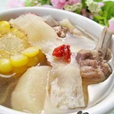 玉竹沙参老鸭汤