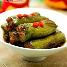 杭椒釀肉(升級版)
