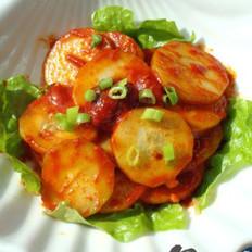 韓式拌黃瓜