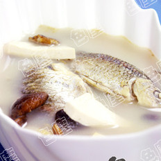 香菇豆腐鯽魚湯