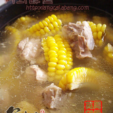 排骨燉玉米
