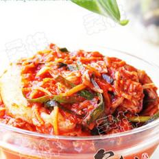 韩式泡白菜