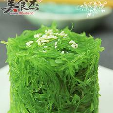 凉拌水晶藻