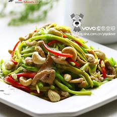 炒新鮮黃花菜