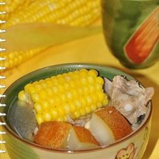 老黄瓜排骨玉米汤