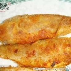 干炸黄花鱼