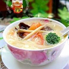 素食酸辣汤
