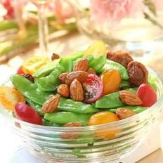 大杏仁蔬菜沙拉的做法大全