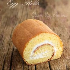奶油蛋糕卷的做法