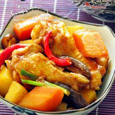 韩式辣炒鸡翅