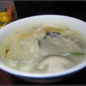 香菇鲜疏汤