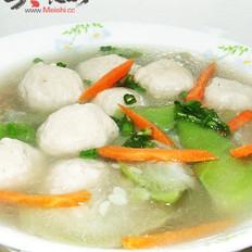 絲瓜肉丸湯