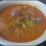 韩式泡菜酱汤
