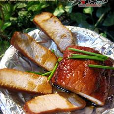 酱油叉烧肉