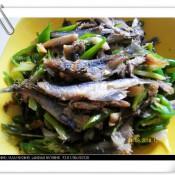 青椒多春鱼