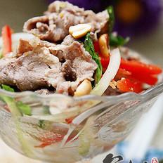 泰式凉拌牛肉
