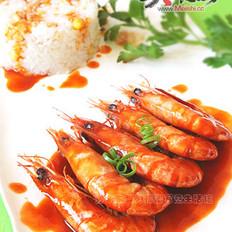 经典油焖大虾