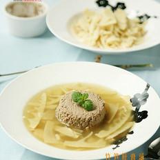竹笋肝膏汤