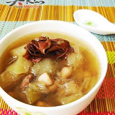 木瓜花生猪骨汤