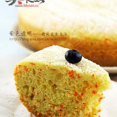 橄榄油胡萝卜蛋糕