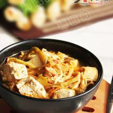 泡菜豆腐砂锅