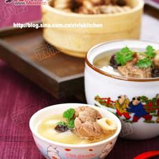 羊骨山药红枣汤