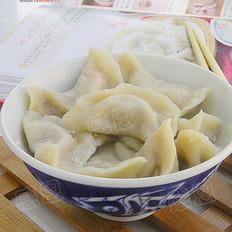 芹菜豬肉餃子