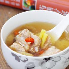清热解毒的杞菊排骨汤