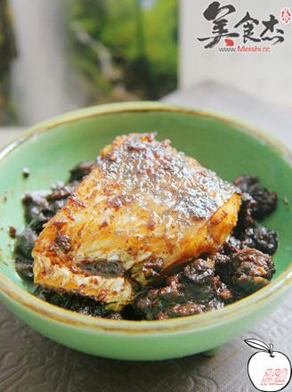 豆豉鲮鱼的做法
