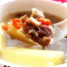 羊肉甘蔗湯