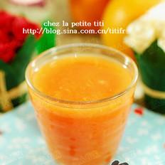 健康鲜橙汁