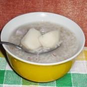 香芋红米糯米粥