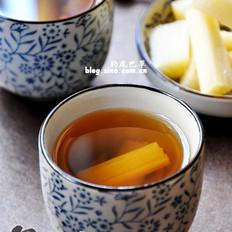 甘蔗紅棗桂圓甜湯