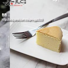 柠檬芝士蛋糕