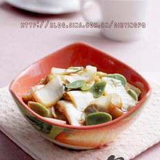 腊八蒜炒白菜