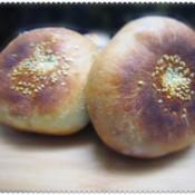 核桃红豆面包