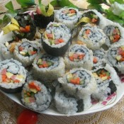 火腿卷寿司