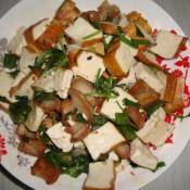 豆腐五花肉