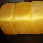 奶香南瓜吐司面包